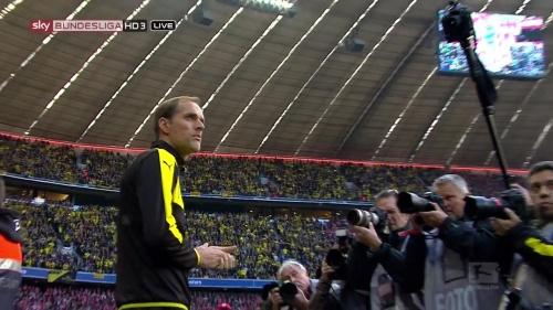 Thomas Tuchel - Bayern v Dortmund 2