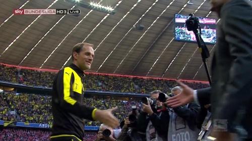 Thomas Tuchel - Bayern v Dortmund 3