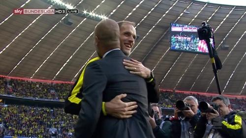 Thomas Tuchel - Bayern v Dortmund 4