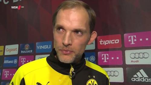 Thomas Tuchel - Bayern v Dortmund 5