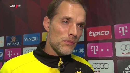 Thomas Tuchel - Bayern v Dortmund 6