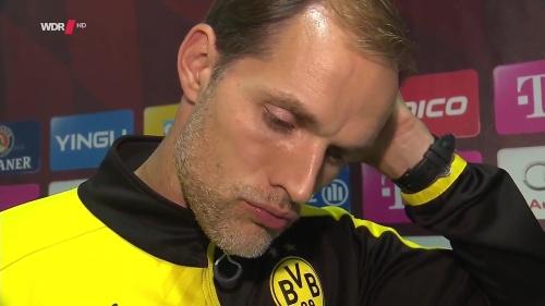 Thomas Tuchel - Bayern v Dortmund 7