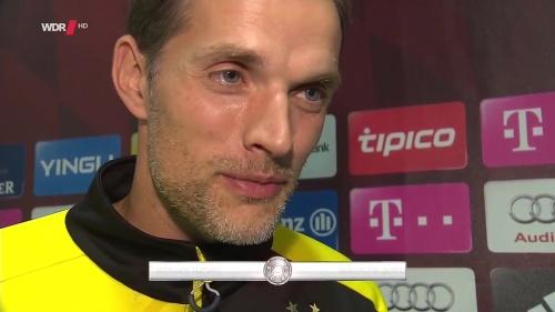 Thomas Tuchel - Bayern v Dortmund 8