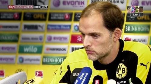 Thomas Tuchel - Bayern v Dortmund pre-match show 1