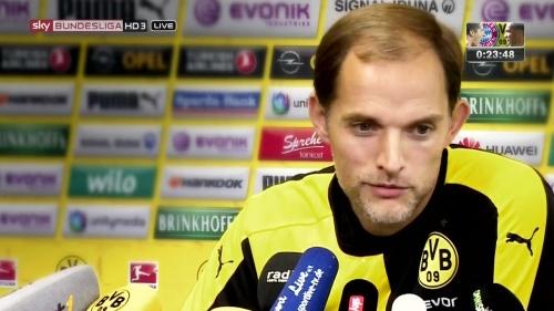 Thomas Tuchel - Bayern v Dortmund pre-match show 2