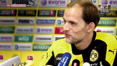 Thomas Tuchel - Bayern v Dortmund pre-match show 3