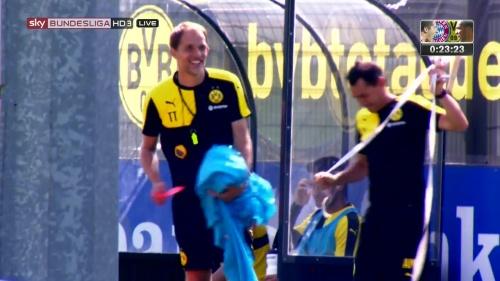 Thomas Tuchel - Bayern v Dortmund pre-match show 6