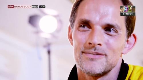Thomas Tuchel - Bayern v Dortmund pre-match show 7