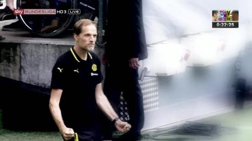 Thomas Tuchel - Bayern v Dortmund pre-match show 9
