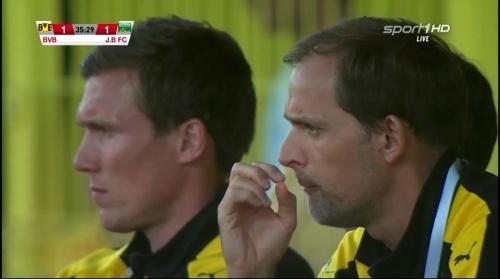 Thomas Tuchel - Borussia Dortmund v Jeonbuk Hyundai Motors 3