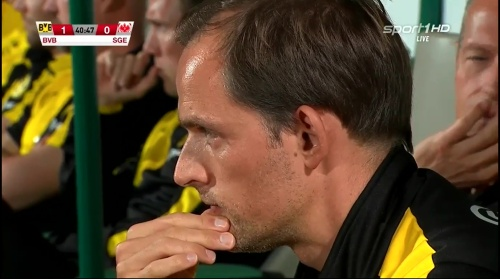 Thomas Tuchel - Dortmund v Eintracht Frankfurt friendly 2