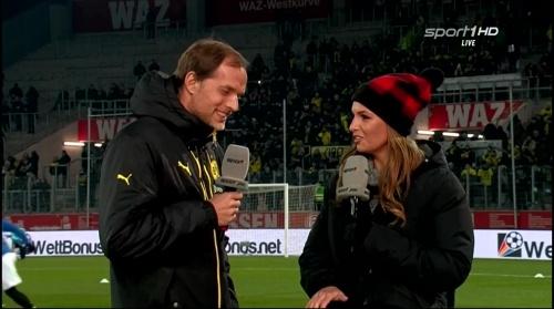 Thomas Tuchel - Dortmund v Sparta Prague 3