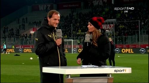 Thomas Tuchel - Dortmund v Sparta Prague 4