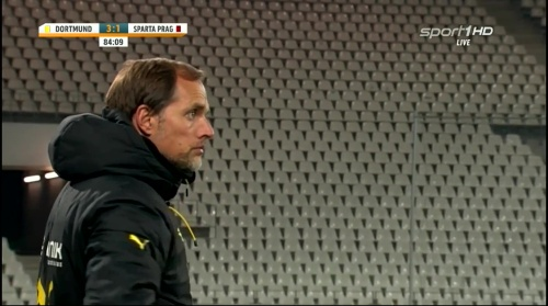 Thomas Tuchel - Dortmund v Sparta Prague 6