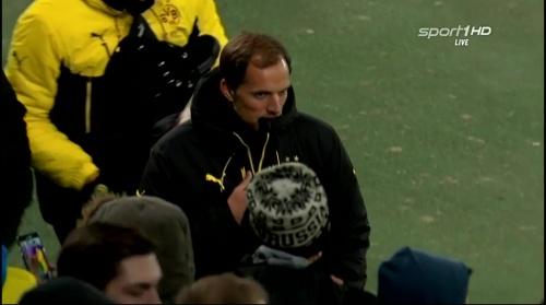 Thomas Tuchel - Dortmund v Sparta Prague 8