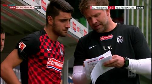 Vincenzo Grifo – SC Freiburg v FSV Frankfurt 1