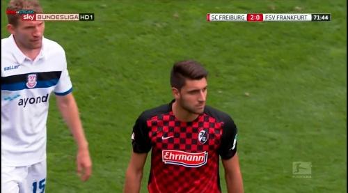 Vincenzo Grifo – SC Freiburg v FSV Frankfurt 2