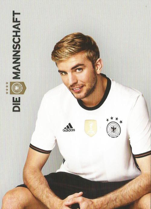 Christoph Kramer – die Mannschaft 2016 card 1