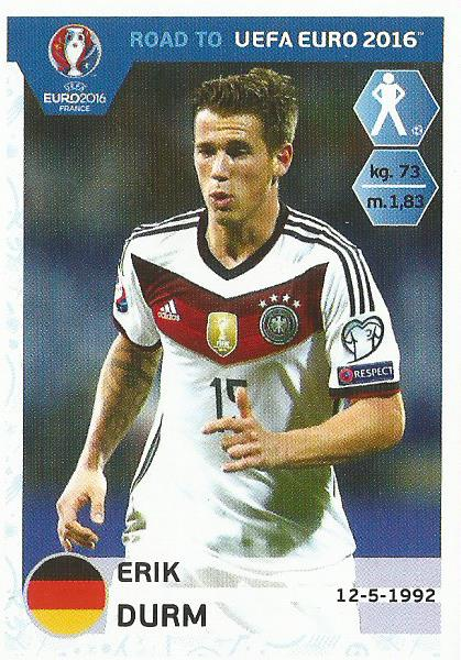 Erik Durm - Germany - Road to Euro 2016