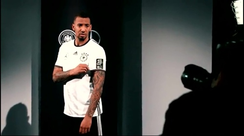 Jerome Boateng - making of Mercedes ad 1
