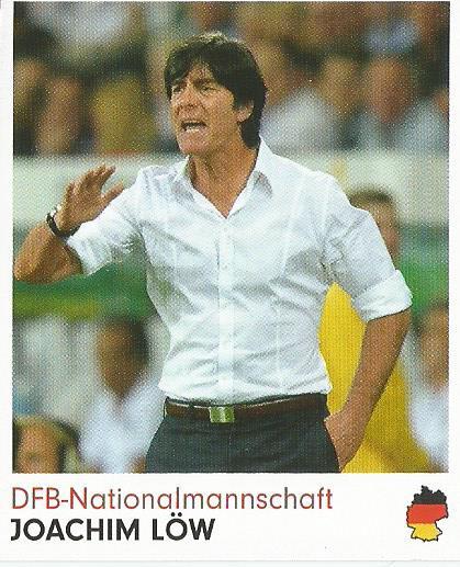 Joachim Löw – Deutschland sammelt Deutschland sticker