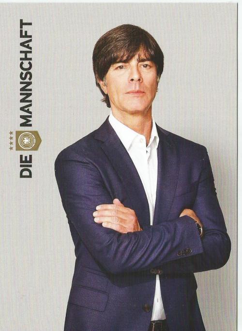Joachim Löw – die Mannschaft 2016 card 1