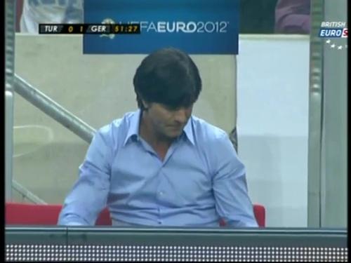Joachim Löw – Turkey v Germany 2011 11