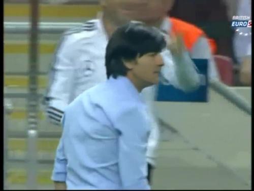Joachim Löw – Turkey v Germany 2011 12