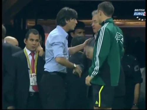 Joachim Löw – Turkey v Germany 2011 13