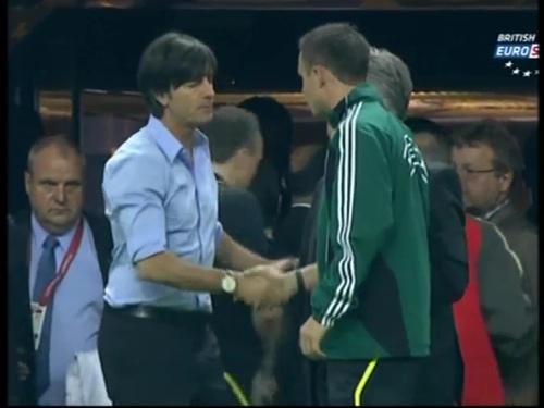 Joachim Löw – Turkey v Germany 2011 16