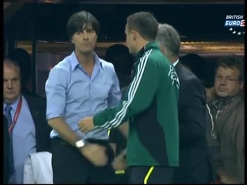 Joachim Löw – Turkey v Germany 2011 17