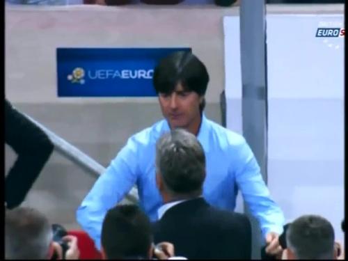 Joachim Löw – Turkey v Germany 2011 2