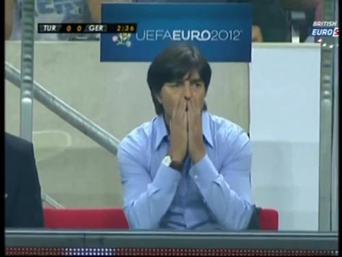 Joachim Löw – Turkey v Germany 2011 4
