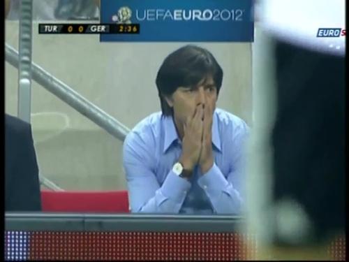 Joachim Löw – Turkey v Germany 2011 5
