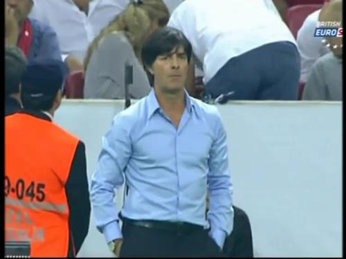 Joachim Löw – Turkey v Germany 2011 6