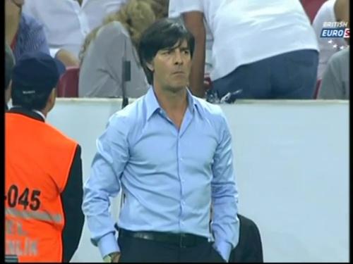 Joachim Löw – Turkey v Germany 2011 7