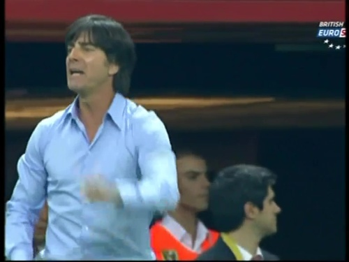 Joachim Löw – Turkey v Germany 2011 9