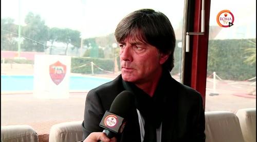 Joachim Löw - Roma TV interview 2