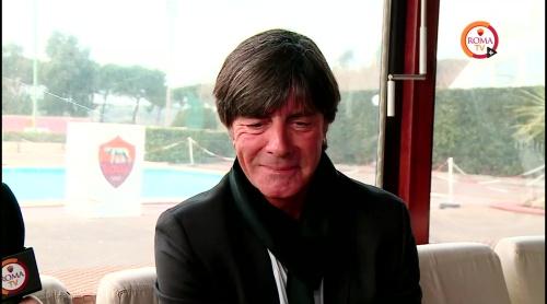 Joachim Löw - Roma TV interview 3