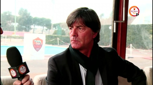Joachim Löw - Roma TV interview 5