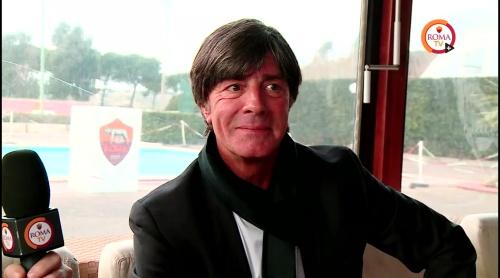 Joachim Löw - Roma TV interview 6