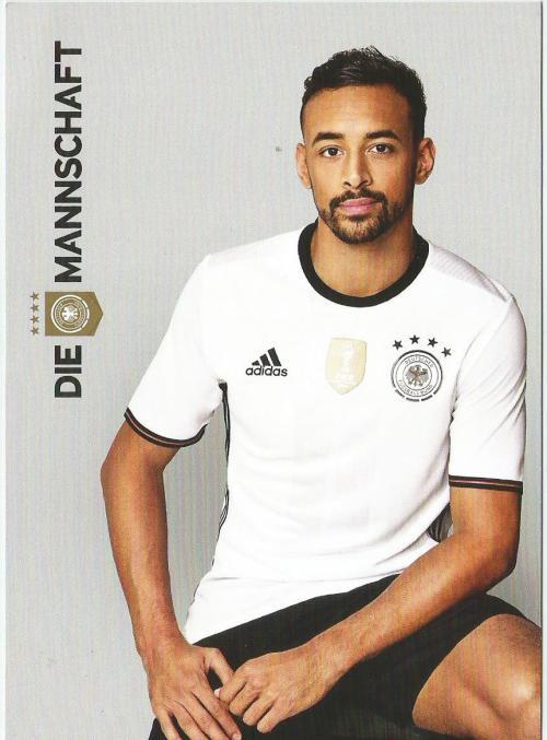 Karim Bellarabi – die Mannschaft 2016 card 1