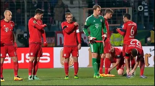 Lewandowski, Neuer & Lahm – Bochum v Bayern 2
