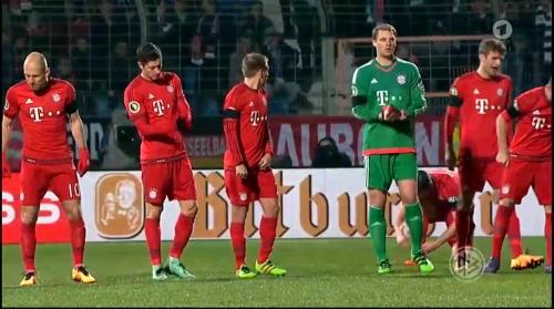 Lewandowski, Neuer & Lahm – Bochum v Bayern 3