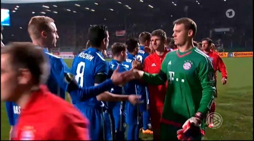 Manuel Neuer – Bochum v Bayern 1
