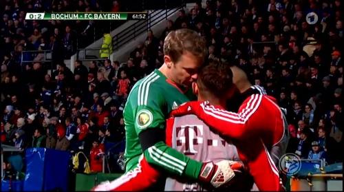 Manuel Neuer – Bochum v Bayern 10