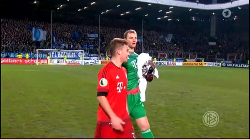 Manuel Neuer – Bochum v Bayern 11