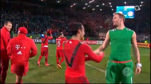 Manuel Neuer – Bochum v Bayern 13