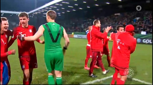 Manuel Neuer – Bochum v Bayern 14