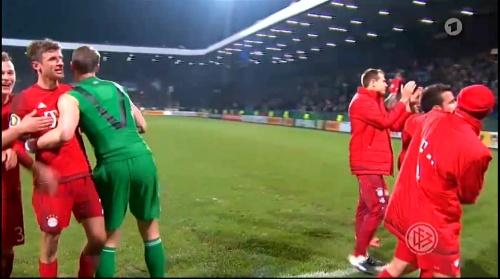 Manuel Neuer – Bochum v Bayern 15